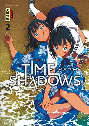 Couverture Time Shadows, tome 2