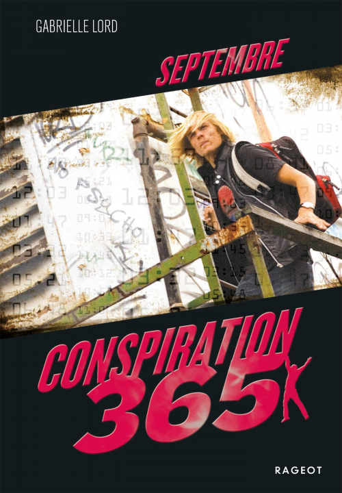 Couverture Conspiration 365, tome 09 : Septembre