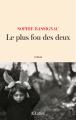Couverture Le plus fou des deux Editions JC Lattès 2019