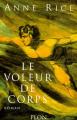 Couverture Chroniques des vampires, tome 04 : Le voleur de corps Editions Plon 1994