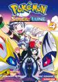 Couverture Pokémon : Soleil et lune, tome 4 Editions Kurokawa 2019