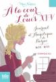Couverture À la cour de Louis XIV : Journal d'Angélique de Barjac, 1684-1685 Editions Folio  (Junior - Mon histoire) 2015