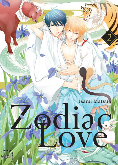 Couverture Zodiac Love, tome 2