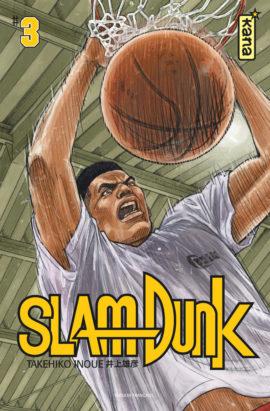 Couverture Slam Dunk, star édition, tome 3