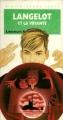 Couverture Langelot et la voyante Editions Hachette (Bibliothèque verte) 1995