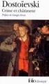 Couverture Crime et châtiment, intégrale Editions Folio  (Classique) 1995