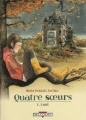 Couverture Quatre soeurs (BD), tome 1 : Enid Editions Delcourt (Encrages) 2011