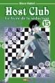 Couverture Host club : Le lycée de la séduction, tome 15 Editions Panini 2010