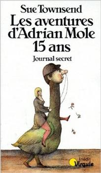 Couverture Les aventures d'Adrian Mole, 15 ans