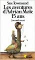 Couverture Les aventures d'Adrian Mole, 15 ans Editions Point Virgule 1998