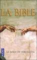 Couverture La Bible Editions Pocket 2005