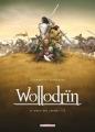 Couverture Wollodrïn, tome 01 : Le matin des cendres, partie 1 Editions Delcourt 2011