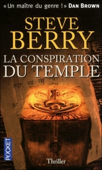 Couverture Cotton Malone, tome 03 : La conspiration du temple