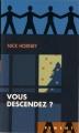 Couverture Vous descendez ?  Editions France Loisirs (Piment) 2005