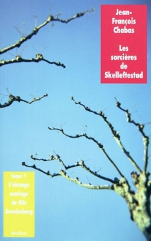 Couverture Les sorcières de Skelleftestad, tome 1 : L'étrange mariage de Nils Swedenborg