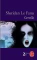 Couverture Carmilla Editions Le Livre de Poche (Libretti) 2010