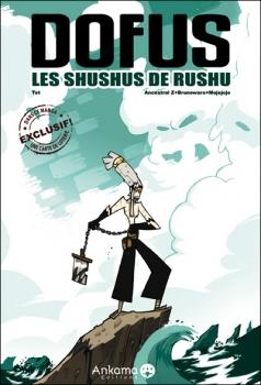 Couverture Dofus, tome hs : Les Shushus de Rushu
