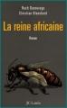 Couverture La reine africaine Editions JC Lattès 2008