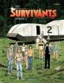 Couverture Les mondes d'Aldébaran, saison 4 : Survivants : Anomalies quantiques : tome 1 Editions Dargaud 2011