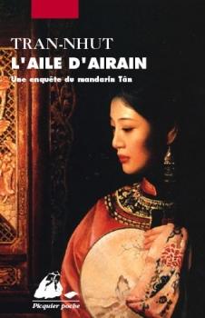 Couverture Le mandarin Tân, tome 4 : L'Aile d'Airain