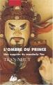 Couverture Le mandarin Tân, tome 2 : L'Ombre du Prince Editions Philippe Picquier (Poche) 2003
