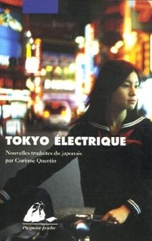 Couverture Tôkyô électrique
