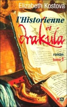 Couverture L'Historienne et Drakula, tome 1