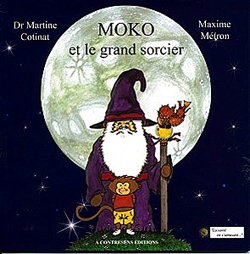 Couverture Moko et le grand sorcier