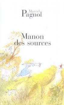 Couverture L'eau des collines, tome 2 : Manon des sources