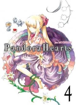 Couverture Pandora Hearts, tome 04
