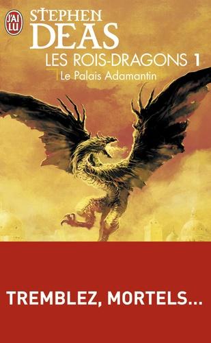 Couverture Les rois-dragons, tome 1 : Le Palais Adamantin