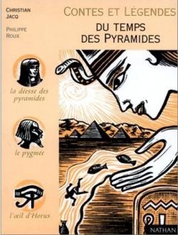 Couverture Contes et légendes du temps des pyramides