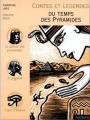 Couverture Contes et légendes du temps des pyramides Editions Nathan (Pleine lune) 2005