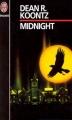 Couverture Midnight Editions J'ai Lu (Epouvante) 1994
