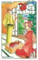 Couverture J'aime les sushis, tome 1 Editions Delcourt (Sakura) 2010