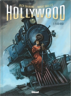 Couverture Hollywood, tome 1 : Flash-back
