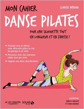Couverture Mon cahier : Danse pilates
