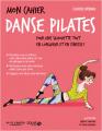 Couverture Mon cahier : Danse pilates Editions Solar 2017