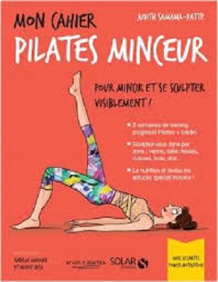 Couverture Mon cahier : Pilates minceur