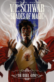 Couverture Shades of Magic: The Steel Prince, omnibus, book 3: The Rebel Army Editions Titan Comics 2020