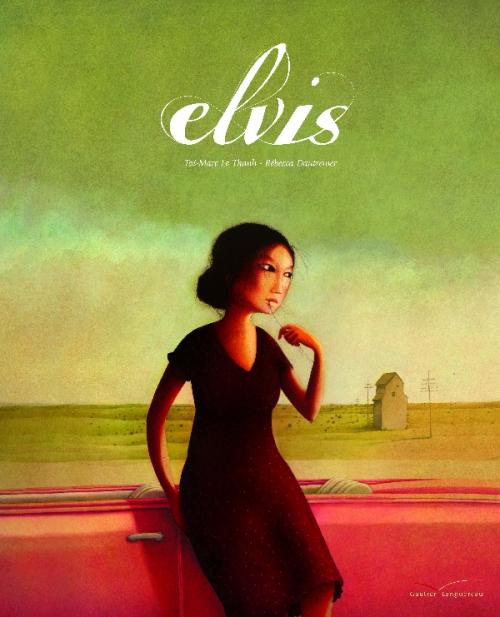 Couverture Elvis