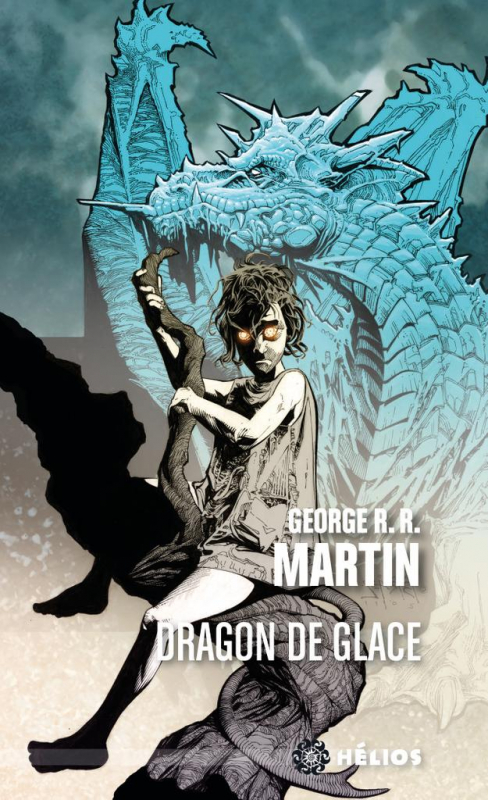 Couverture Dragon de Glace (illustré)