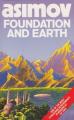 Couverture Fondation, tome 7 : Le Cycle de Fondation, partie 5 : Terre et fondation Editions Grafton 1987