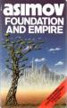 Couverture Fondation, tome 4 : Le Cycle de Fondation, partie 2 : Fondation et empire Editions Grafton 1990