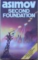 Couverture Fondation, tome 5 : Le Cycle de Fondation, partie 3 : Seconde fondation Editions Grafton 1990