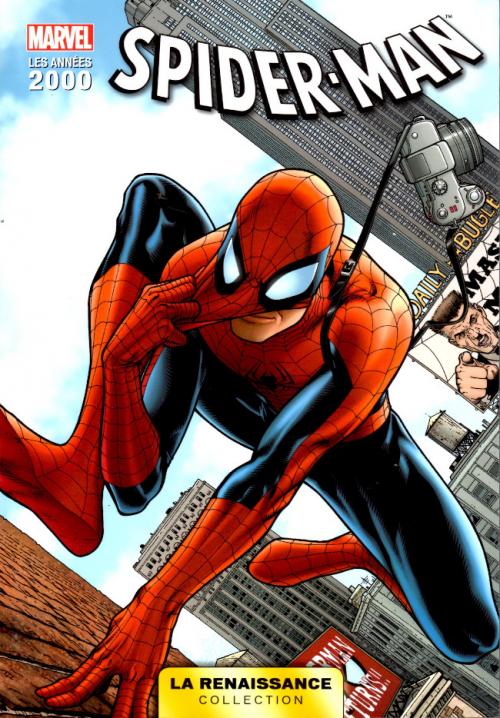 Couverture Spider-Man