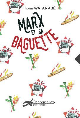 Couverture Marx et sa baguette
