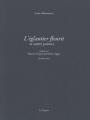 Couverture L'églantier fleurit et autres poèmes Editions La Dogana 2010
