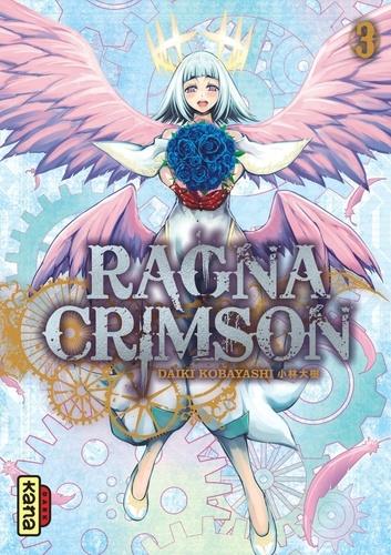 Couverture Ragna Crimson, tome 3