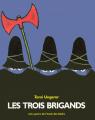 Couverture Les trois brigands Editions L'École des loisirs (Lutin poche) 2010